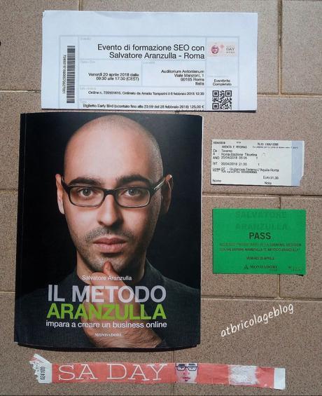 Il metodo Aranzulla+ Aranzulla day #evento #libro [#recensione]