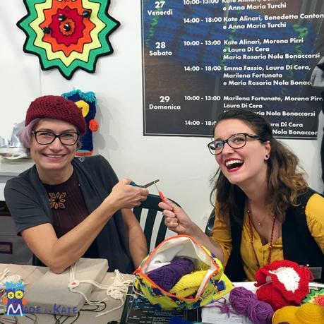 Florence Creativity Primavera 2018: balocchi, uncinetto e macramè