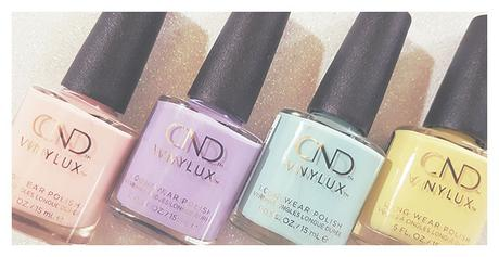 CND Vinylux Chic Shock Collection