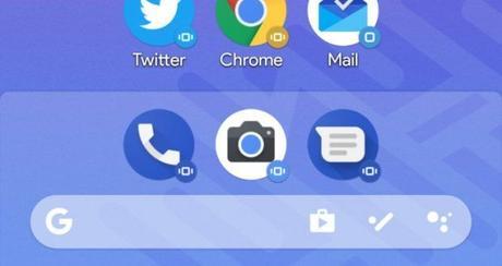 Action Launcher si aggiorna alla versione 35 con sprazzi di Android P