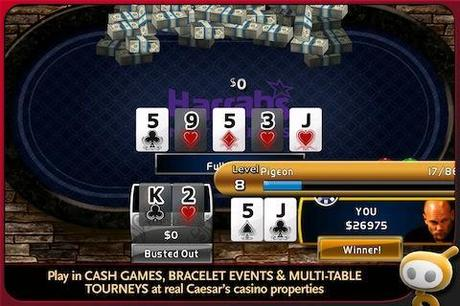 World Series Of Poker Gratis sul Market Android