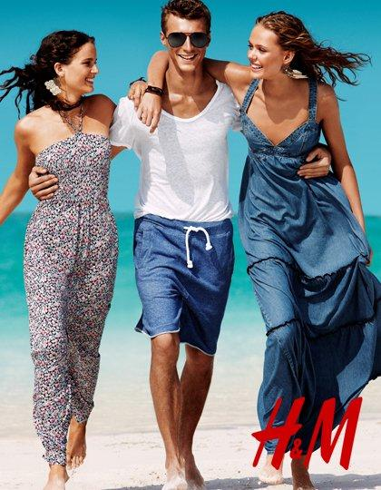 Love H&M; Summer collection!