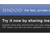 Sendoid: Condividere file grandi dimensioni maniera semplice sicura