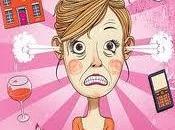 Mamma sull'orlo crisi nervi