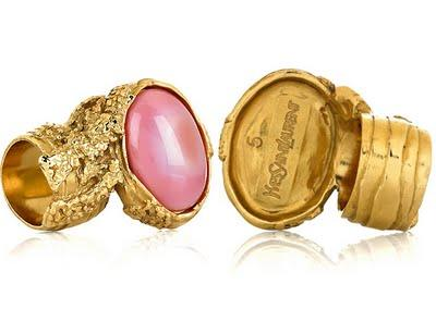 Arty Ring by Yves Saint Laurent
