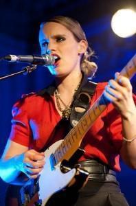 Anna Calvi live @ Koko (Londra 17/05)