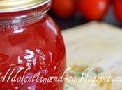 Marmellata pomodori rossi