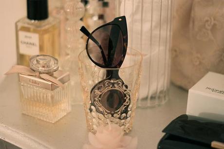 Sarinski - Retro Cat Eye Sunglasses Dior