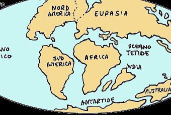 La Teoria Della Deriva Dei Continenti Spiegata Ai Bambini