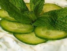 Tzatziki Salsa greca allo yogurt