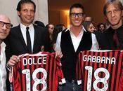 Dolce&Gabbana; celebra Milan Campione d'Italia