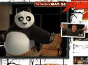 Kung Panda Jack Black video interattivo