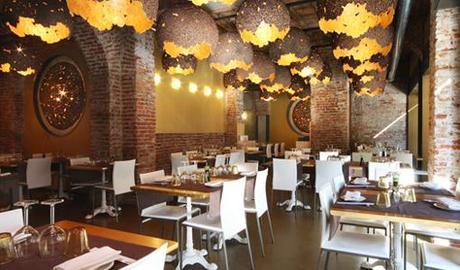 Milano 10 ristoranti giapponesi di design per tutte le for Ristoranti di design