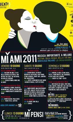 MI FAI 2011: Matti Incontri & Fumetti Atti Importanti al festival MI AMI