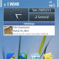 Widget: FBirthdays, visualizzare i compleanni dei nostri amici di Facebook