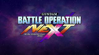 È in uscita il nuovo GUNDAM BATTLE OPERATION NEXT su PS4 e PS3