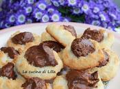 Biscotti: Biscotti veloci cocco nutella (solo ingredienti)