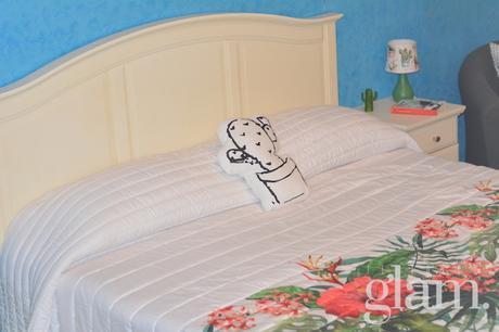 Un tocco estivo in camera da letto grazie ad Euronova