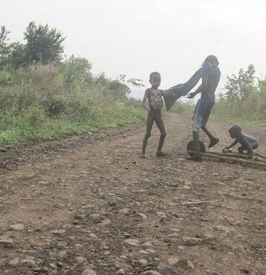 Etiopia 9 - Risveglio a Kibish