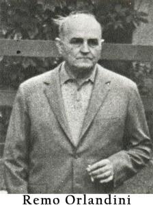 REMO ORLANDINI: l'uomo che costruiva il golpe