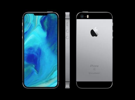 iPhone SE 2 – Benjamin Jeskin ce lo presenta così