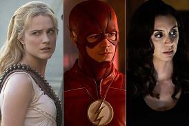 SPOILER su Westworld' The Flash' The Blacklist' Supergirl' The 100' New Girl' Arrow' Blindspot e Supernatural