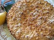 Crostata sbriciolata marmellata limoni mele grammy smith