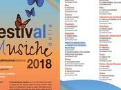 Festival delle Musiche 2018 Corsi Interpretazione musicale