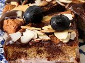 Pancake alto soffice farina cocco cacao