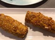 Cannoli croccanti mozzarella pomodoro