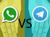 WhatsApp Telegram: perché scegliere l'altro?