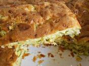 Tortino Zucchine- Kolokithopita