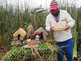 Perù: Puno e il lago Titicaca