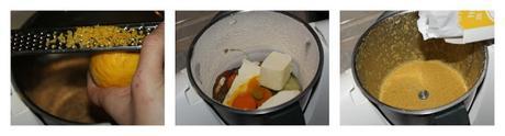 Ciambella alla crema pasticcera