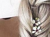 BEAUTY: Floral Hairstyles Spring 2018