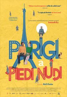 Parigi a piedi nudi il nuovo film della Academy Two