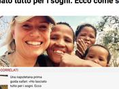 Seguire sogni assecondare l'essenza. intervista Mattino