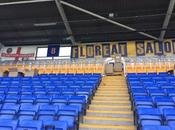 Shrewsbury Town lead football safe standing(Video)