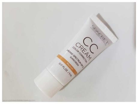 Seacret CC Cream spf 15