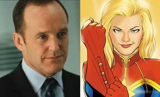 CaptainMarvel: ecco i primi dettagli sul ruolo di Phil Coulson