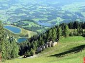 Escursione sulla Streif Kitzbuehel estate