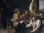 Nascita Giovanni Battista, Artemisia Gentileschi