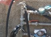 Crotone: ruba acqua dalla rete pubblica innaffiare orto giardino