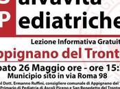 Manovre salvavita pediatriche: lezione informativa gratuita Appignano Tronto (AP)