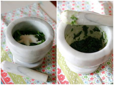 Mint Cup …un drink rinfrescante e aromatico per Menù Lib(e)ro – Mint Cup …a refreshing summer drink