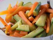 Carote zucchine lesse