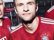Brillano diamanti sulla maglia Bayern Monaco 2018-2019