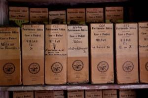 visita all'Archivio storico e il Sepolcreto Cà Granda a Milano