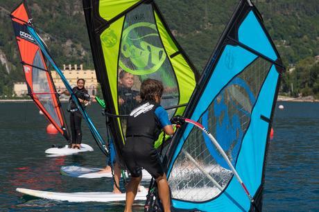 Il 2 giugno prove gratuite di windsurf e kitesurf al Circolo Surf Torbole per il Vela Day FIV