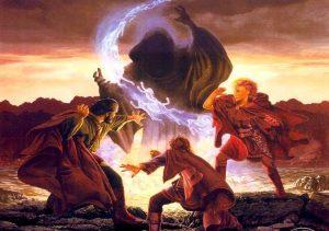 Ricacciare i Signori nelle Tenebre